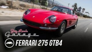 1967 Ferrari 275 GTB4 – Jay Leno's Garage