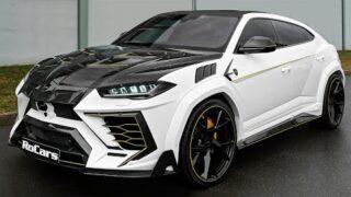 2021 Lamborghini Urus – Fastest ULTRA SUV from MANSORY!