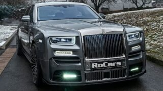 2021 Rolls-Royce Phantom by MANSORY – New Royal Sedan in detail