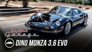 David Lee's 1972 Dino Monza 3.6 Evo – Jay Leno's Garage