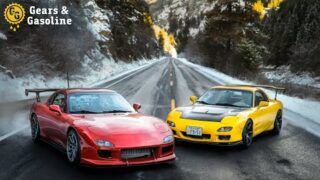 Driving 48 States in Two Mazda FD RX7s – Episode 1