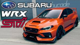 Subaru WRX STI [Stage2] WIDEBODY KIT by hycade