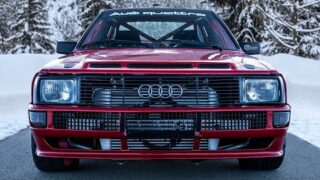 THE COOLEST AUDI EVER MADE? – 700HP AUDI SPORT QUATTRO – INSANE SOUND & PERFORMANCE