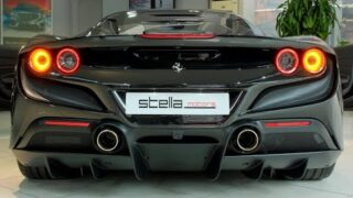2020 Ferrari F8 – Exterior and interior Details (Wild Muscle Car)