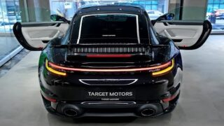 2021 Porsche 911 Turbo S – Exterior and interior Details (Gorgeous Car)