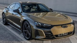FINALLY! 2021 AUDI RS E-TRON GT 646HP – ON THE STREETS – MOST BEAUTIFUL ELECTRIC CAR EVER? In detail