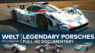Legendary Porsches – Icons Of Motorsport | Full Documentary