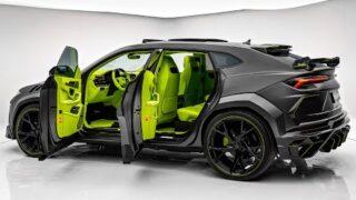 2021 Lamborghini Urus Venatus   Ultimate BEAST from MANSORY!