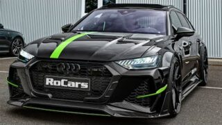 2021 Mansory AUDI RS 6 – Brutal Wagon!