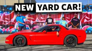We Buy a $5000 Corvette, and Thrash it Immediately. Breaking in Our New Sh*tcar! // HHH Ep.005