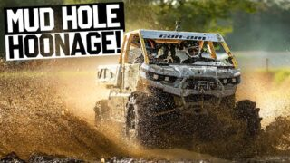 World Class Mud Bogging: Ken Block's Guide to Awesome Can-Am Riding Spots: Muddy Bottoms ATV Park