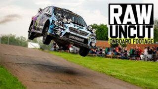 Ken Block's Raw Onboard Footage! – Southern Ohio Forest Rally SS13