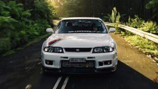 The Forgotten One; Nissan Skyline R33 GTR | 4K