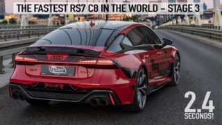WORLDS FASTEST AUDI RS7 C8 – 2.4 SEC TO 100KM/H! STAGE 3 – INSANE SOUNDS & SPEEDS! 1050HP/1200NM