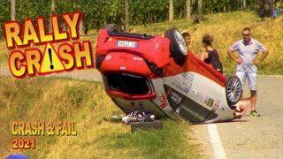 Compilation rally crash and fail 2021 HD Nº25 by Chopito Rally Crash
