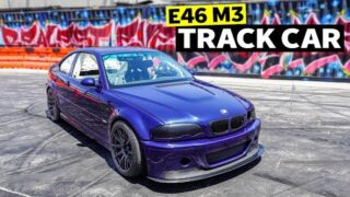 The BMW E46 M3 Track Car of our Dreams – Simple, Clean, and Mean // Build Breakdown