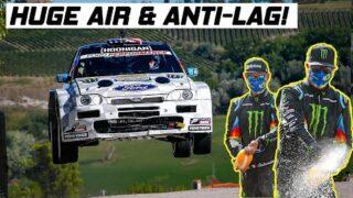 Ken Block: The World's Wildest Rally – Rally Legends