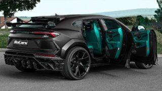 2021 MANSORY Lamborghini Urus VENATUS – Interior, Exterior and Drive