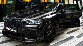 2022 BMW X6 – Brutal SUV from Larte Design!