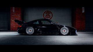 Mun's Old & New Widebody 997 Porsche in Tokyo | 4K