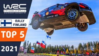 The Best of WRC Secto Rally Finland 2021 : Rally Crashes, Epic Saves, Jumps and Historic Rally Cars.
